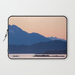 Cool Mountains & Warm Skys Laptop Sleeve