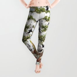 The Woods and The Water Leggings