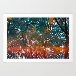 #128 Art Print