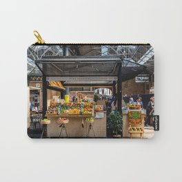 Fruit stall, Old Spitalfields Market in London Carry-All Pouch
