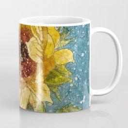 """""""Sunflower Daze"""" Coffee Mug"""