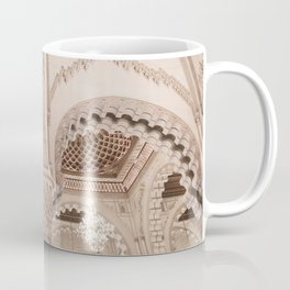 The Eyes of Hassan II Mosque - Casablanca, Morocco Coffee Mug