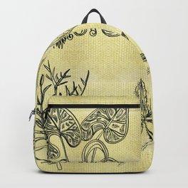 Plants, plants, plants Backpack