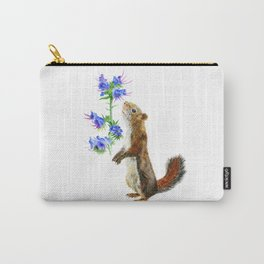 Take Time To Smell The Flowers by Teresa Thompson Carry-All Pouch