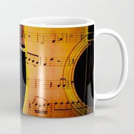JUST GUITARS Coffee Mug