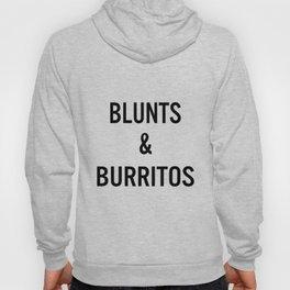 Blunts and Burritos Tank Racerback Tank Top Tri Blend Level Apparel weed pot marijuana vegan Hoody