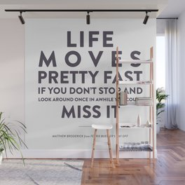 Life - Quotable Series Wall Mural