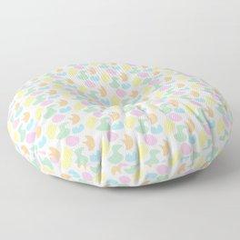 Colour me pattern... Floor Pillow