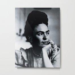 Frida Kahlo Bellissima Metal Print
