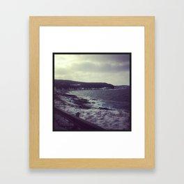 UAC Framed Art Print