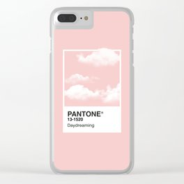 Pantone Series – Daydreaming #2 Clear iPhone Case