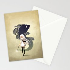 Black Moor Stationery Cards