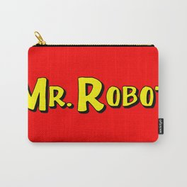 Mr. R- Word Up Wednsedays Carry-All Pouch