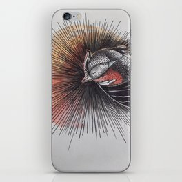 Floater iPhone Skin