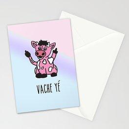 Vache-yé Stationery Cards