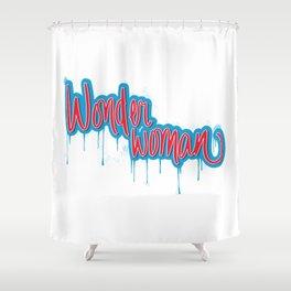 WW Shower Curtain