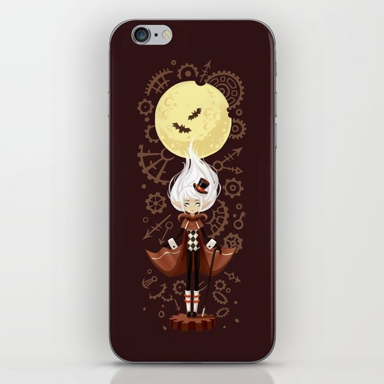 Time Traveler iPhone & iPod Skin