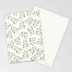 Blossoming branches Stationery Cards