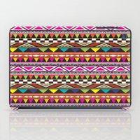 aztec iPad Cases featuring AZTEC by Acus