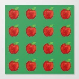 Apples Apples Canvas Print