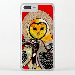 Kuslar Clear iPhone Case