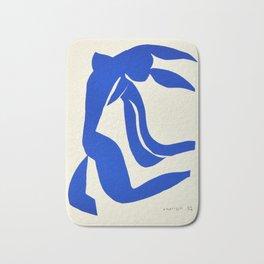 Blue Nude Dancing - Henri Matisse Bath Mat