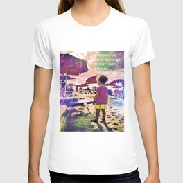 The dream is Gone. T-shirt