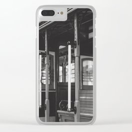 When in San Francisco Clear iPhone Case