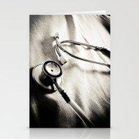 medicine Stationery Cards featuring Medicine by Mauricio Santana