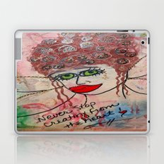 Fairy Art Mother Laptop & iPad Skin