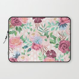 floral xii Laptop Sleeve