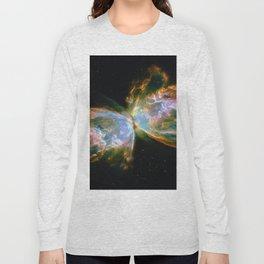 Butterfly Nebula Long Sleeve T-shirt