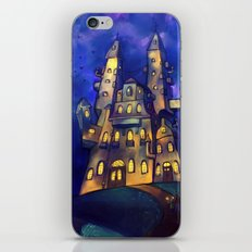 Martin's Castle iPhone & iPod Skin