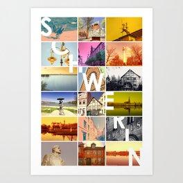 Schwerin Art Print