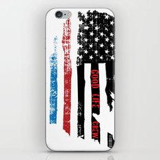 GOOD LIFE CREW iPhone & iPod Skin