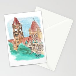 Landmark Center - St. Paul Sights Stationery Cards