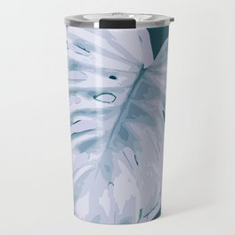 Monstera, Santa #2 Travel Mug
