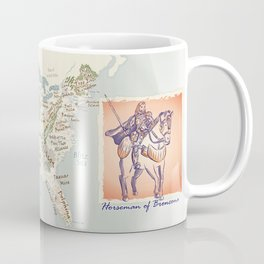 Horseman of Broncona Mug