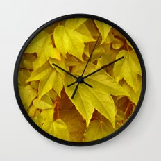 fall is coming -2- Wall Clock