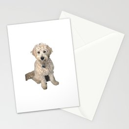 Power Posing Doodle Stationery Cards