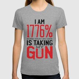 Guns & Second Amendment T-shirt