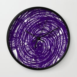 Twirl Wall Clock