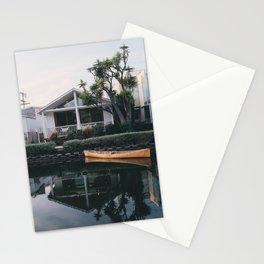 A Frame | Venice Beach, California Stationery Cards