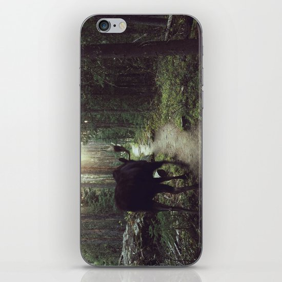 Trail Moose iPhone & iPod Skin