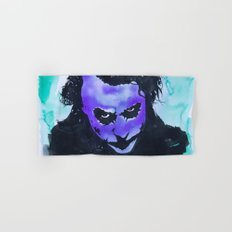The joker Hand & Bath Towel
