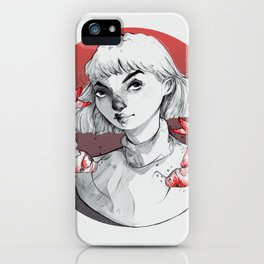 Don't be Koi iPhone Case