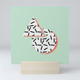 SHAPESHIFTER Mini Art Print
