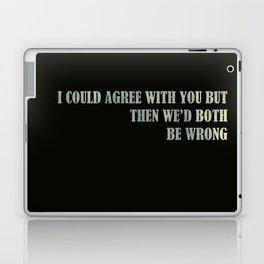 Harvey Specter Quote Laptop & iPad Skin