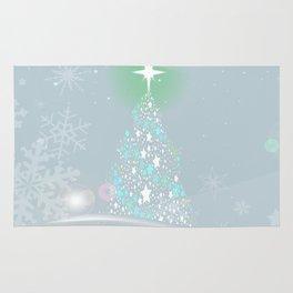Cold Christmas Rug
