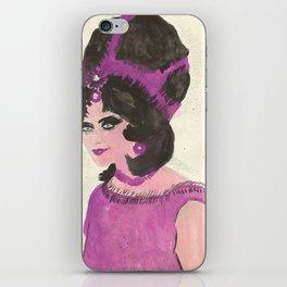 Pink Lady iPhone Skin